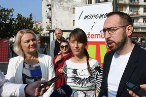 Suzana Jašić i Tomislav Tomašević (Snimio Milivoj Mijošek)