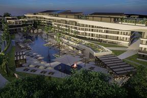 Petram resort imat će impresivni bazen na krovu i još jedan od 900 kvadrata