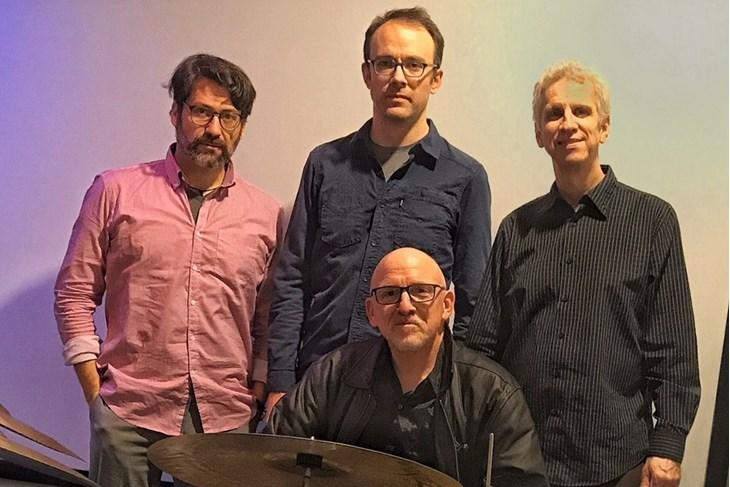 Adam Nussbaum i njegov kvartet kojeg čine Ohad Talmor,  Steeve Cardenas i Nate Radly (Snimio Gerard Richter)