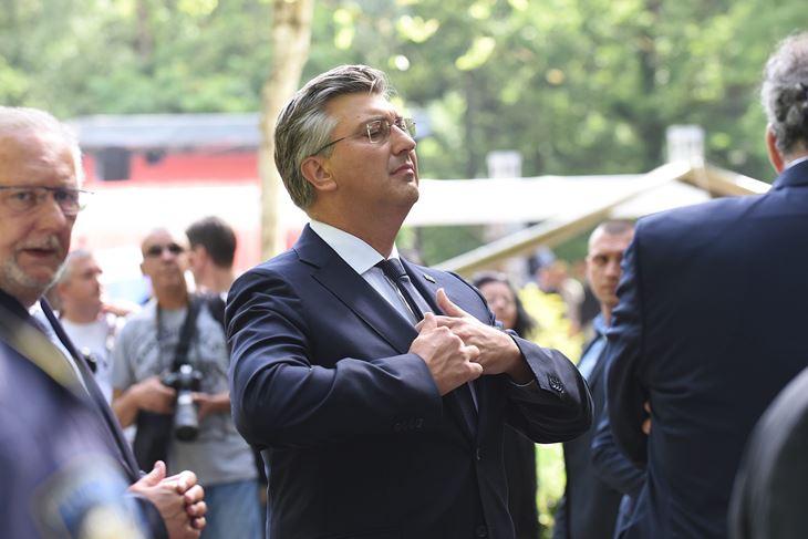 Andrej Plenković/CROPIX
