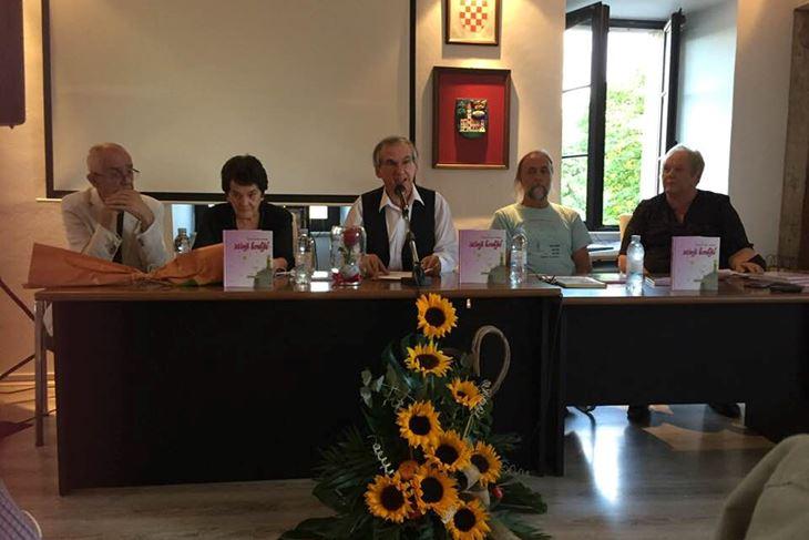 David Ivić, Vilma Zohil Unukić, Josip Šiklić, Tomislav Milohanić i Nada Galant (Snimila Angela Jeličić Krajcar)