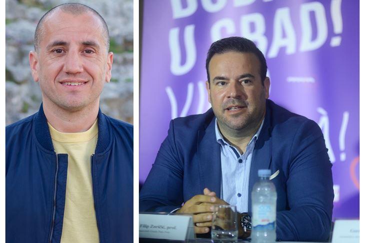 Kristijan Biteri i Filip Zoričić