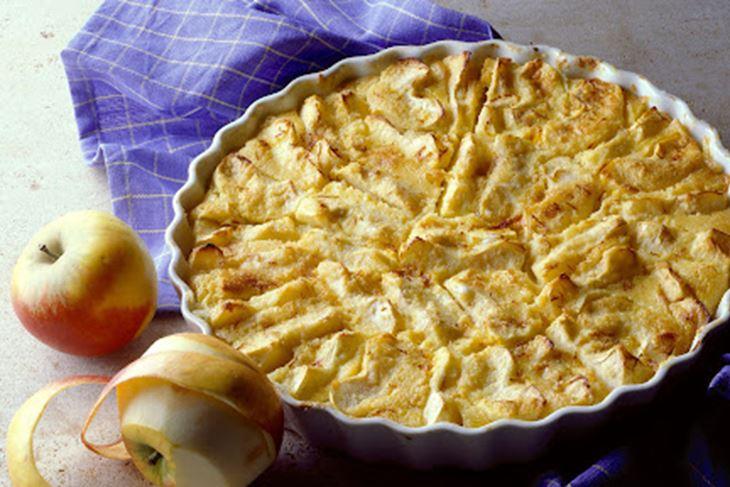 kolač jabuke