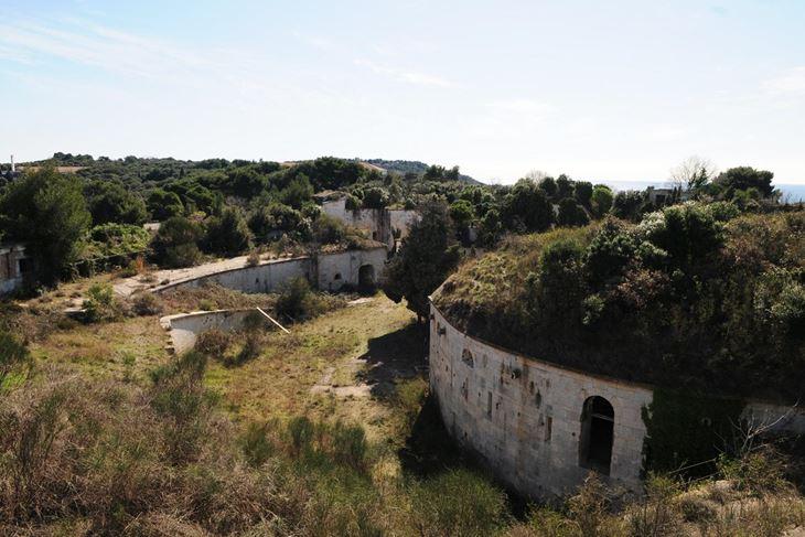 Muzil  utvrda Maria Luisa (Snimio: Dejan Štifanić)