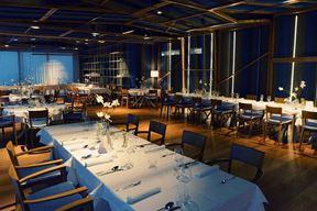 Restoran Sopravento u pomerskoj Marini