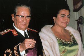 Tito i Jovaka Broz