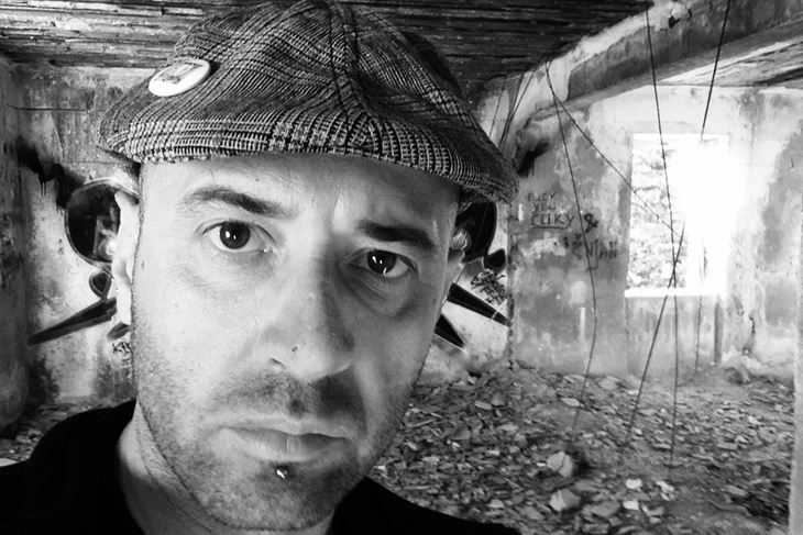 Pulski pisac Daniel Radočaj