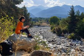 Ilustracija digitalni nomadi (foto Pixabay)