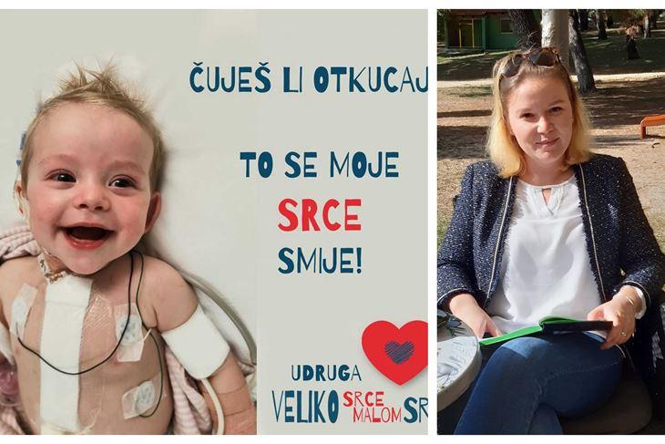 Udruga Veliko srce malom srcu / Dr. Kristina Đuherić