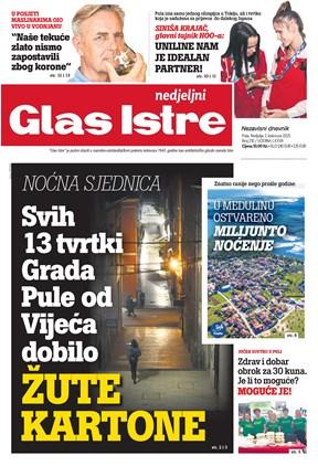 GlasIstre digitalno izdanje  01.08.2021