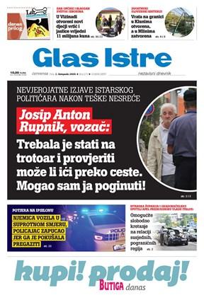 GlasIstre digitalno izdanje  01.10.2020