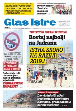 GlasIstre digitalno izdanje  03.08.2021