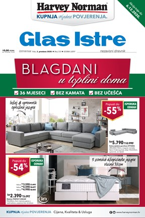 GlasIstre digitalno izdanje  03.12.2020