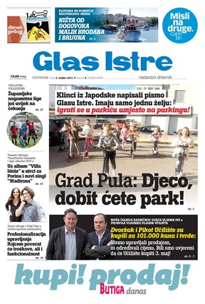 GlasIstre digitalno izdanje  04.03.2021
