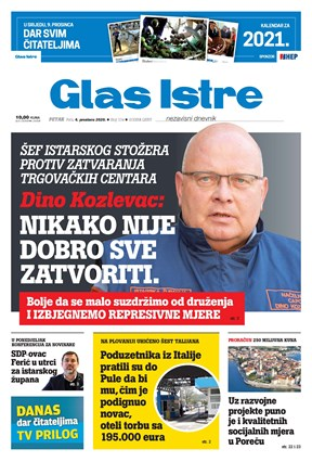GlasIstre digitalno izdanje  04.12.2020
