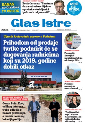 GlasIstre digitalno izdanje  05.03.2021