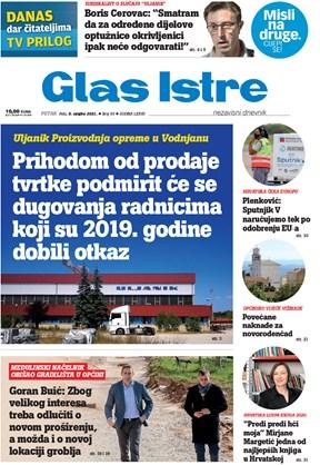 GlasIstre digitalno izdanje  05.03.2021