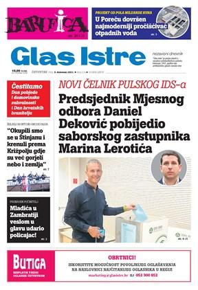 GlasIstre digitalno izdanje  05.08.2021