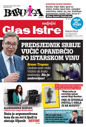 GlasIstre digitalno izdanje  07.03.2021
