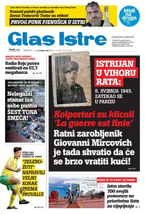 GlasIstre digitalno izdanje  08.05.2021