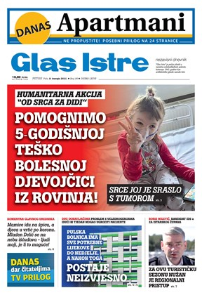 GlasIstre digitalno izdanje  09.04.2021