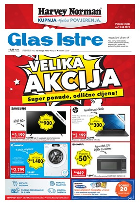 GlasIstre digitalno izdanje  10.04.2021