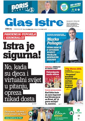 GlasIstre digitalno izdanje  10.05.2021