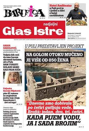 GlasIstre digitalno izdanje  11.04.2021