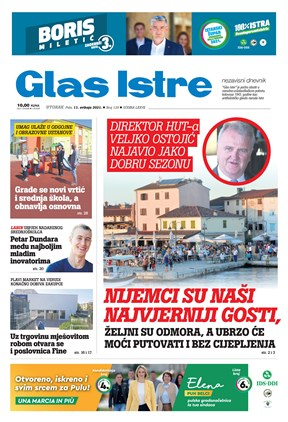 GlasIstre digitalno izdanje  11.05.2021