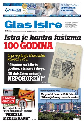 GlasIstre digitalno izdanje  12.04.2021