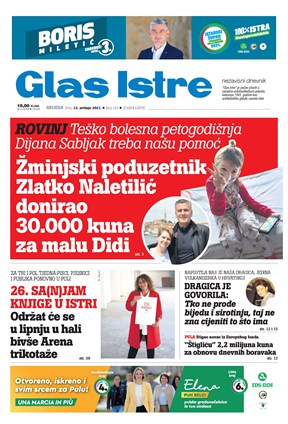 GlasIstre digitalno izdanje  12.05.2021
