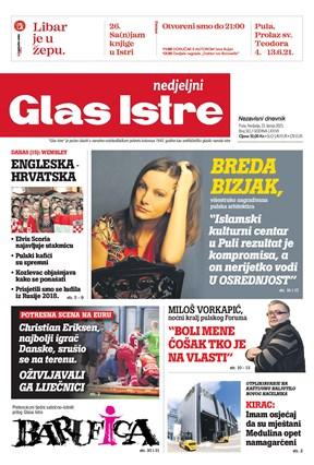 GlasIstre digitalno izdanje  13.06.2021