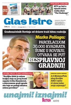 GlasIstre digitalno izdanje  14.04.2021