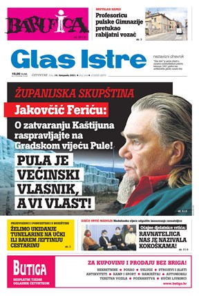 GlasIstre digitalno izdanje  14.10.2021