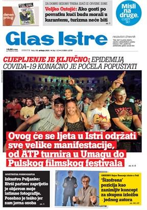 GlasIstre digitalno izdanje  15.05.2021