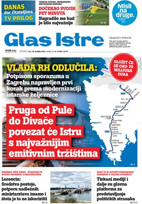 GlasIstre digitalno izdanje  16.04.2021