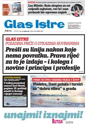GlasIstre digitalno izdanje  16.06.2021