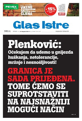 GlasIstre digitalno izdanje  16.10.2020