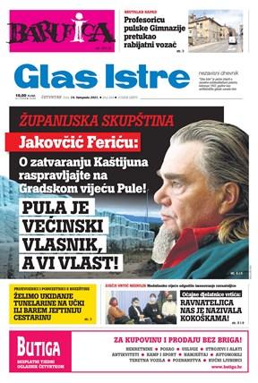 GlasIstre digitalno izdanje  16.10.2021