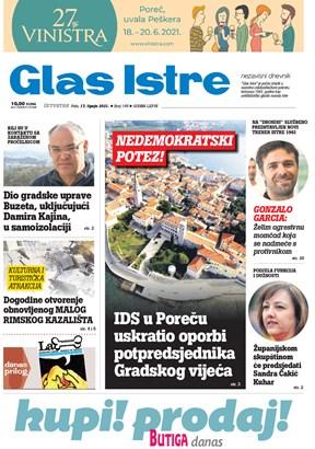 GlasIstre digitalno izdanje  17.06.2021