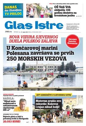 GlasIstre digitalno izdanje  17.09.2021