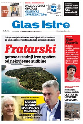 GlasIstre digitalno izdanje  17.10.2020