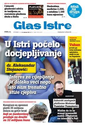 GlasIstre digitalno izdanje  19.01.2021