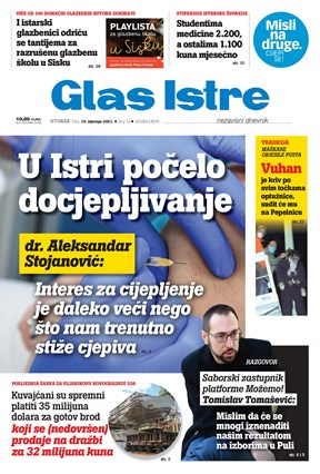GlasIstre digitalno izdanje  19.01.2021