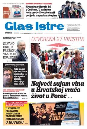 GlasIstre digitalno izdanje  19.06.2021