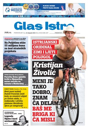 GlasIstre digitalno izdanje  19.10.2020