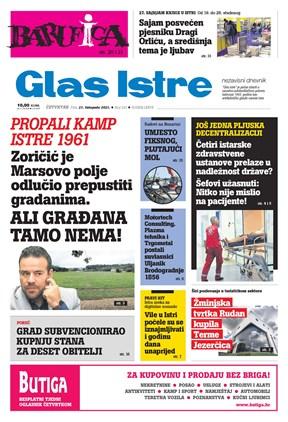 GlasIstre digitalno izdanje  21.10.2021