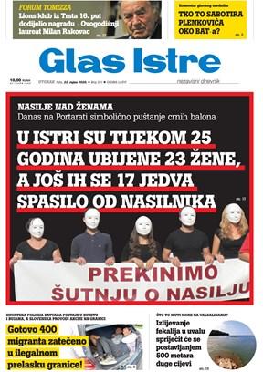 GlasIstre digitalno izdanje  22.09.2020