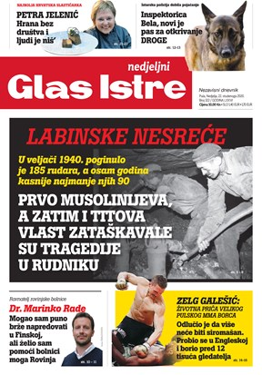 GlasIstre digitalno izdanje  22.11.2020
