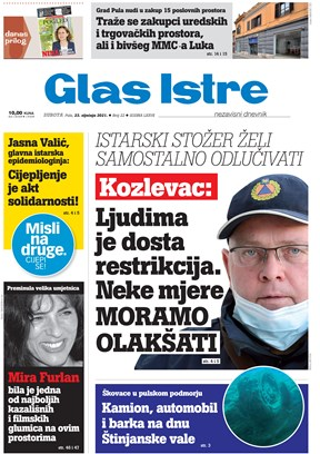 GlasIstre digitalno izdanje  23.01.2021